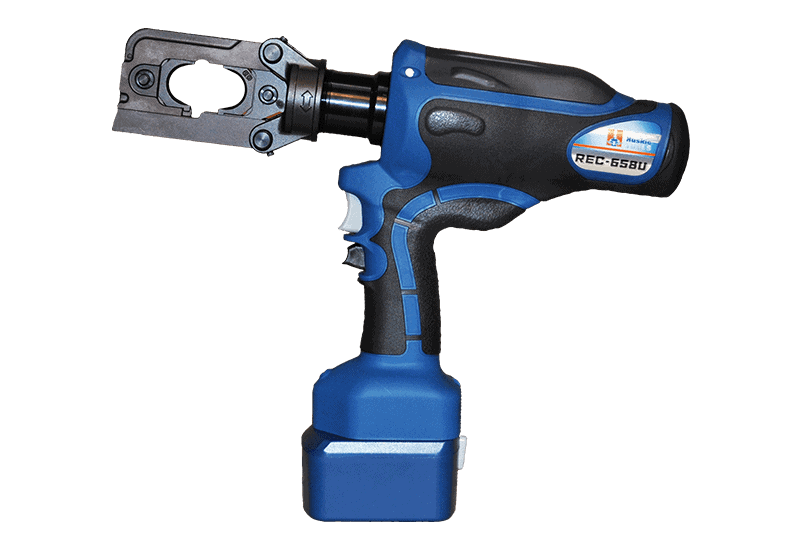 6 Ton Compression Tool with 1.8 inch jaw opening