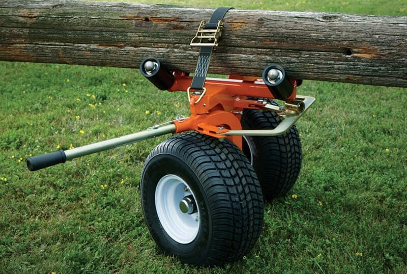 2-wheel dolly
